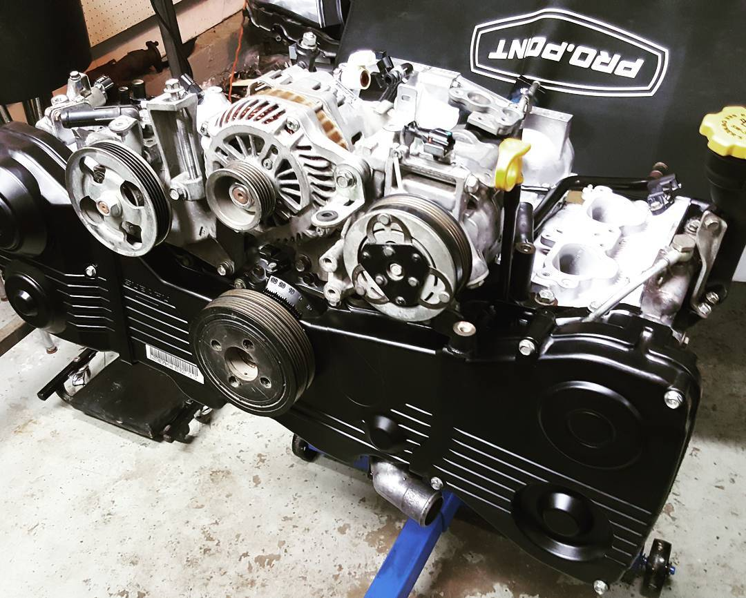 Nemesis Performance Winnipeg Built Motor